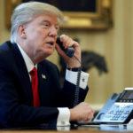 """Trump habla con Trudeau y confía en un """"reinicio"""" de la negociación comercial"""