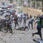 Un muerto y 2 heridos en enfrentamientos en ciudad nicaragüense de Matagalpa