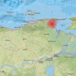 Un sismo de magnitud 6,3 se registra en Venezuela
