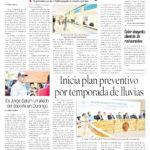 Edición impresa del 9 de junio del 2018