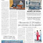 Edición impresa del 26 de septiembre del 2018