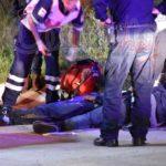 Dejan golpeados a dos hombres ebrios en calles del fraccionamiento Geraldine