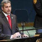 Abdo Benítez se estrena en ONU con llamamiento a integración latinoamericana
