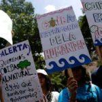 Activistas defienden conservación de parque nacional del Pacífico panameño