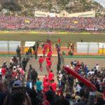 Al menos un muerto y 37 heridos durante estampida en un estadio en Madagascar