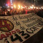 La escuela de Ayotzinapa continúa su labor marcada por la pérdida de los 43