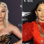 Cardi B y Nicki Minaj protagonizan trifulca en fiesta de la moda