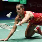 Carolina Marín jugará la final ante la china Yufei Chen