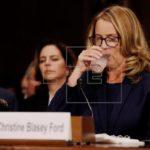 Comienza en el Senado esperada audiencia de Kavanaugh y su presunta víctima