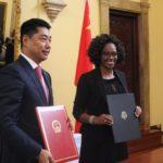Costa Rica y China firman acuerdo para promover conjuntamente Ruta de la Seda