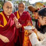 Dalái lama: las víctimas de abusos de budistas no están por encima de la ley