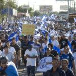 """Disuaden marcha opositora en Nicaragua entre gritos de """"vienen por nosotros"""""""