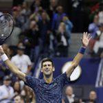 Djokovic vence a del Potro y se proclama campeón del Abierto de EE.UU.