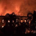 Egipto busca conocer el estado de piezas tras el incendio del Museo Nacional
