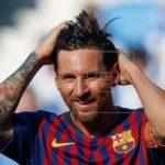 El Barcelona se queda solo; Real Madrid falla, Atlético y Valencia en crisis