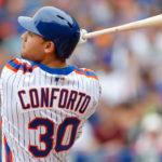 6-8. Michel Conforto remolca tres carreras para los Mets