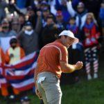 Europa apabulla a Estados Unidos en París para recuperar la Ryder Cup