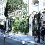 Irán denuncia un ataque a su embajada en París y critica actuación policial