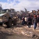 """Israel """"golpeó"""" Siria 200 veces en año y medio, según un alto cargo militar"""