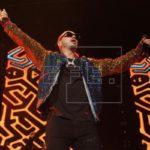 J Balvin y Rosalía presentan sus credenciales para los Latin Grammy