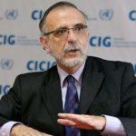 Jefe de la Cicig se reúne con congresista de EE.UU. de origen guatemalteco