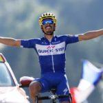 Julian Alaphilippe gana la tercera etapa y Patrick Bevin es nuevo líder