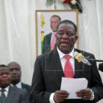 Juran el cargo los veinte ministros del nuevo Gobierno de Zimbabue