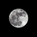 Luna llena, entre los fenómenos astronómicos de otoño 2018