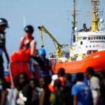 Luxemburgo recibe a cinco inmigrantes del Aquarius llegados desde Malta