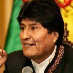 Morales critica a Almagro por hablar de intervención militar contra Maduro