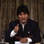 Morales da amnistía a dos expresidentes para que apoyen demanda contra Chile