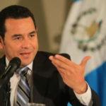 Morales desafía orden constitucional en su cruzada contra Cicig en Guatemala