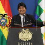 Morales lanza un llamado a la integración para superar crisis en Suramérica
