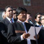 Morales lleva a la ONU la demanda marítima contra Chile días antes del fallo