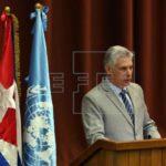 Presidente Cuba y jefe de Exteriores Senado EEUU debaten lazos bilaterales