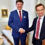 Presidente de Parlamento sueco abre contactos para encargar formar gobierno