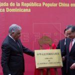 R.Dominicana y China sellan relaciones con visita de canciller Wang Yi