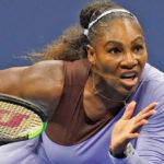 Serena buscaba la gloria y dio la imagen más lamentable de su carrera
