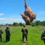 Soldados hondureños han destruido este año 45 pistas clandestinas de narcos