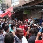 Sucesor de Lula en campaña presidencial busca votos en mayor favela de Brasil