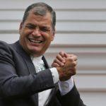 Suspenden audiencia preparatoria de juicio a Correa por secuestro