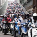 Taiwán prohibirá sus 13 millones de motocicletas de gasolina para 2035