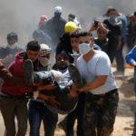 Un palestino muerto y 50 heridos en choques con Ejército israelí en Gaza