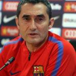 """Valverde dice que el Barcelona deberá """"echar mano de más de once jugadores"""""""