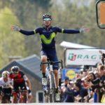 """Valverde: """"Claro que quiero ganar la Vuelta, pero está muy difícil"""""""