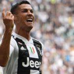 Cristiano firma ante el Sassuolo su primer gol en la Serie A