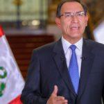 """Vizcarra dice que con confianza del Congreso a reformas """"solo ha ganado"""" Perú"""