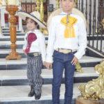 Lían Alexey Zamora Rodríguez celebró su cumpleaños número tres