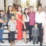 Kevin Isaac Cabrera Calderón fue presentado ante Dios