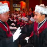 """Recibió otro """"Doctorado Honoris Causa"""" el Arq. Adrián Alanis Quiñones"""